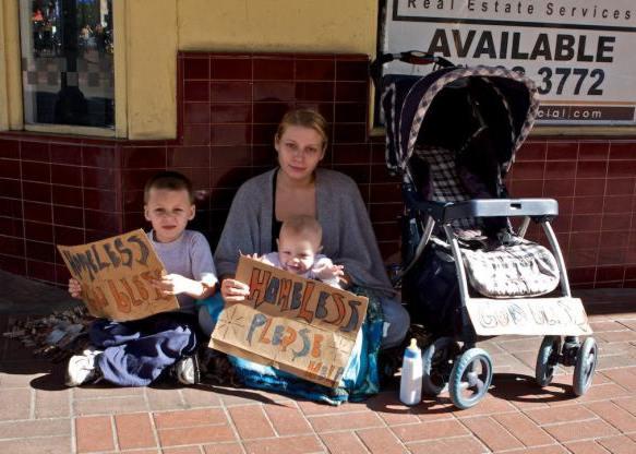bezdomnye